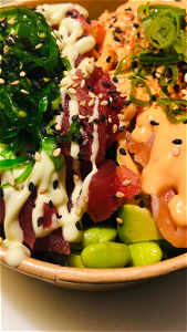 Foto Poké bowl duo mix